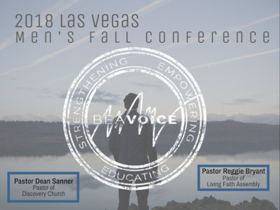 2018 Las Vegas Mens Fall Conference